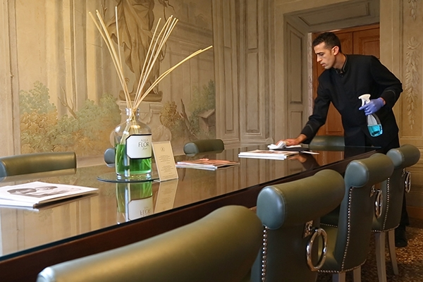 Gestione sala riunioni